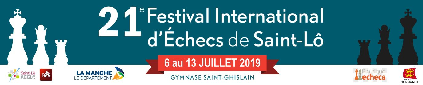 Festival International d'échecs 2019